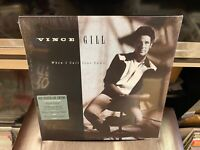 Vince Gill When I Call Your Name LP 30th Anniversary NEW [Country Reba McEntire]