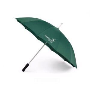 Swarovski Optik Umbrella Golf style in Green (UK Stock) BNIP with Swarovski Logo