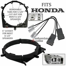 Scosche Sahr6 2006 -Up Honda Ridgeline / Fit Speaker Adapter and Wiring Harness