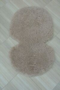 Mamas and Papas Universal Fawn Sheepskin Fleece Wool Pram Pushchair Liner