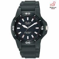 New CITIZEN Q&Q Watches Falcon Sports type Q596-851 Black Men's F/S