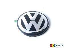 VW BEETLE 98-05 COUPE CABRIO NEW GENUINE REAR TRUNK/BOOT BADGE EMBLEM 1C0853630K