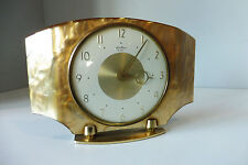 Small Old Table Clock Vintage Clock Rare Mantel France Small Clock