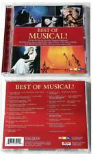BEST OF MUSICAL! König der Löwen, Elisabeth, Starlight Express,... RTL CD TOP