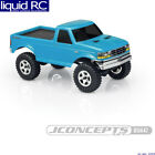 JConcepts 0447 1993 Ford F-Series Axial SCX24 Body - clear