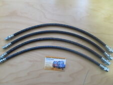 4 Stück Bremsschlauch vorn Multicar M22 M24 M25 Bremse Bremsschlauchsatz