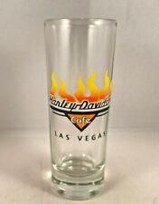 Harley Davidson Las Vegas Shot Glass