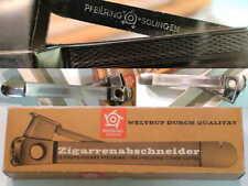 Ancien # Coupe Cigare Pfeilring & Solingen # Briquet Lighter Feuerzeug accendino
