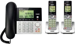 CS6949-2 VTECH DECT 6.0 Expandable Cordless Phone With Digital Answering System