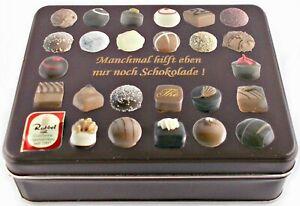 Trüffel & Pralinen Confiserie Rabbel manchmal hilft eben nur noch Schokolade