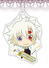 D.Gray-Man Allen Walker Miagete Mascot Vinyl Key Chain Anime Manga NEW