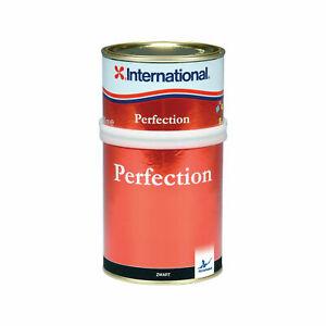 (55,87 EUR/l) International Perfection Decklack Bootslack 750ml   alle Farben