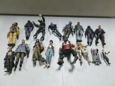 Lot of 15 Assorted Movie Figures Terminator, Wolfman, Planet of the Apes