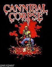 CANNIBAL CORPSE cd lgo FRANTIC DISEMBOWELMENT SHIRT LRG New OOP wretched spawn