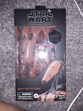 Hasbro The Black Series 6 Heavy Battle Droid 6 inch Action Figure - E9621
