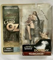 McFarlane's Monsters - Twisted Land of Oz - Dorothy - Action Figure - Sealed