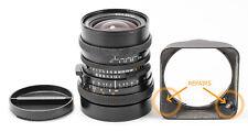 (AX) Hasselblad Zeiss Distagon CF 50/4 T* lens w/cap hood pristine L@@K!