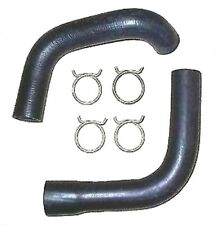 Molded Radiator Hoses with OE-Style Clamps for 1960-1964 MoPar C-Body