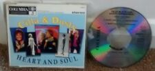 Cilla Black With Dusty Springfield - Heart And Soul (CD Single, 1993) *Rare