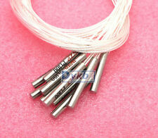 5pc PT100 -20℃- 450℃ Platinum Resister Temperature Sensor Temp Waterproof Probe