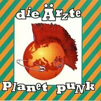 Ärzte Planet Punk (1995) [CD]