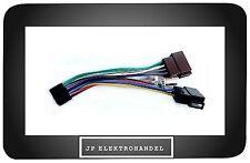 ISO Autoradio Adapter JVC KD-AVX1 KD-AVX11 KD-AVX2 KD-AVX20 KD-AVX22 KD-AVX33