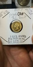WOW!!! SCARCE 1887 Gold Proof Dollar 1043 minted