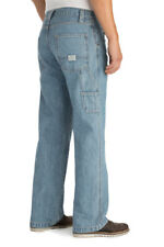 NWT Signature by Levi Strauss Co.Carpenter MEDIUM WASH Jeans SZ: 48 X 32