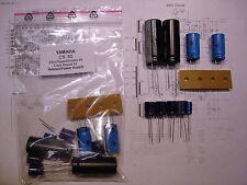 Yamaha CS 60 fuente de alimentación condensadores Elko Power Supply spare caps recap recapping