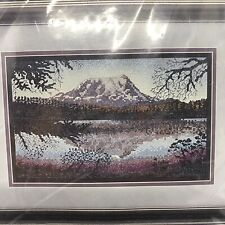 Mountain View Counted Cross Stitch Kit Needleart from Cross My Heart - New