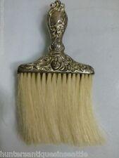 Art Nouveau Clothing Brush woman's head design circa 1890
