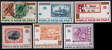 PAPUA NEW GUINEA 1973 Stamps 6v set U/MNH @S1137