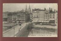 France BAYONNE Pont Marengo Pyrenees Atlantique  PPC c1900s?