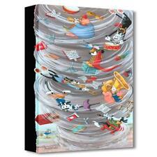 "Disney Fine Art ""The Storm"" by Michelle St. Laurent Limited Edition Canvas; COA"