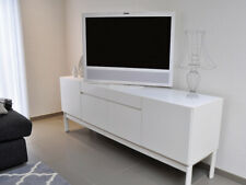 *WHITE* Rotating Table Stand Bang & Olufsen BeoPlay V1 32 - B&O turning TV stand
