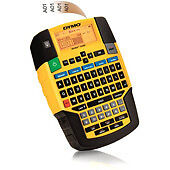 DYMO 1801611  RHINO 4200 INDUSTRIAL LABELER. ONE-TOUCH HOT KEY SHORTCUTS HELP...