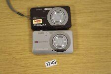 Casio EXILIM EX-Z85 9,1 MP und EX-Z20 8,1 MP Digitalkamera*defekt* (1748)