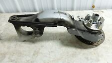 93 Honda VFR 750 F VFR750 Interceptor swing arm swingarm and rear drive hub