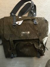 DDR East German Army NVA Military Raindrop Camo Combat Pack & straps (NEW)