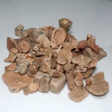 Massive Lot Of Uncounted Ancient Terracotta Fragments