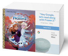 Google Home Mini & Frozen 2 Book Bundle Brings The Story To Life While You Read!