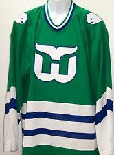 Hartford Whalers adidas Hockey Classic NHL Throwback Jersey Adult XL size 54