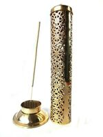 Brass Incense Holder-Incense stand-Incense tower-get 1 pack incense stick free