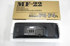 【EXC++++ Tested】Nikon MF-22 Dateback for F4 F4S F4E w/ BOX from Japan #2804