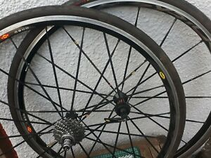 Mavic Ksyrium SSC 2004 Wheelset