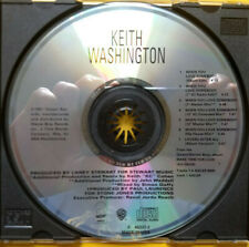 KEITH WASHINGTON When You Love Somebody PROMO CD SINGLE New Jack Swing R&B Remix