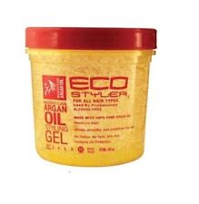 Eco Styler Argan Oil Styling Gel 16 oz 355 ml