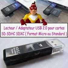 48 MB/s SANDISK ULTRA Carte Mémoire Class 10 Micro SD SDXC 64 Go ou 4 8 16 32 Gb