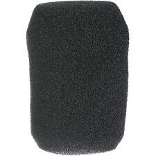 Windtech 5700 Series Foam Windscreen – 1″ Inside Diameter - Black