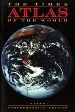 The Times Atlas of the World : Ninth Comprehensive Edition, New York Times Staff